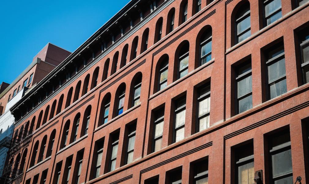 Apartment-windows
