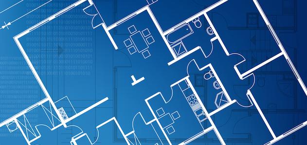 Digital-blueprint