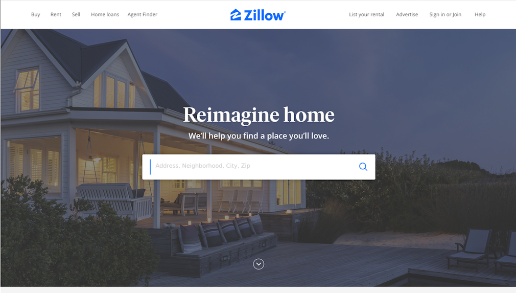 Zillow is now a morte lender, launches Zillow Home Loans ... on zillow living room designs, zillow bedroom designs, zillow bathroom designs,