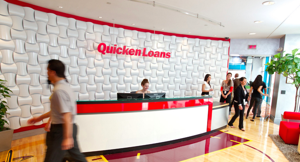 """Quicken Loans hits """"pause"""" on One Reverse Mortgage, moves all employees to Rocket Mortgage"""