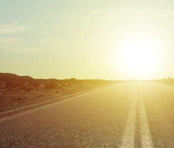 Sunsetoverroad