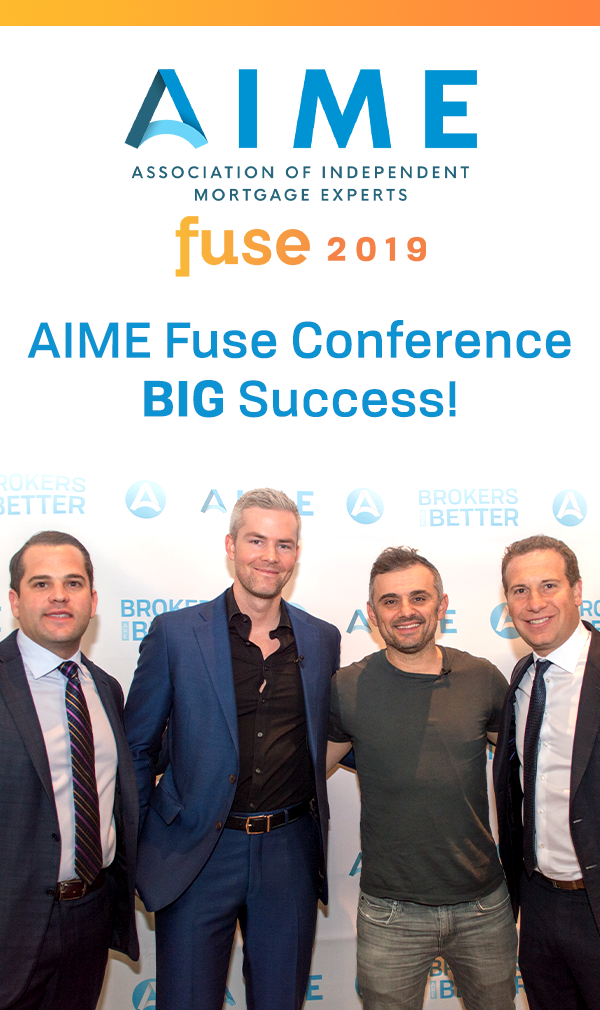 Mortgage brokers unite at AIME Fuse National Conference with big goals, strong support from wholesale partners