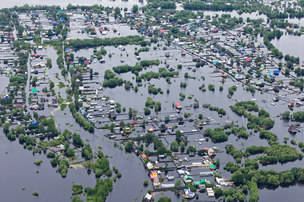 Here's how climate change could also change home values