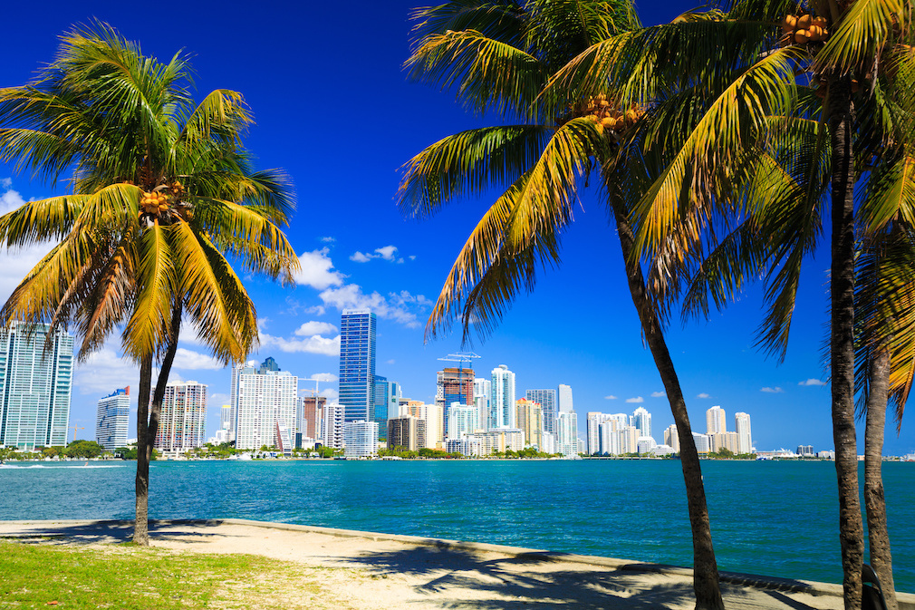 Miami luxury market is the fastest-growing in the nation