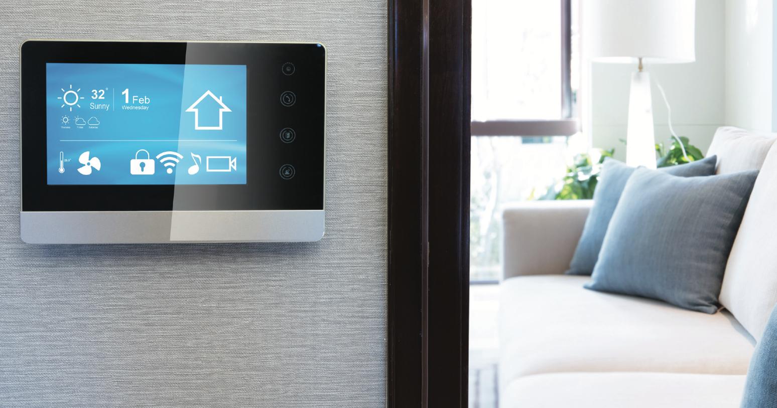 Image result for Get smart: How smart home technology revolutionized rental housing