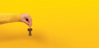 moving in keys