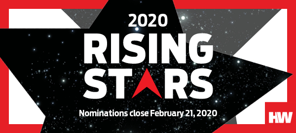 Rising Star nomination period ends Friday