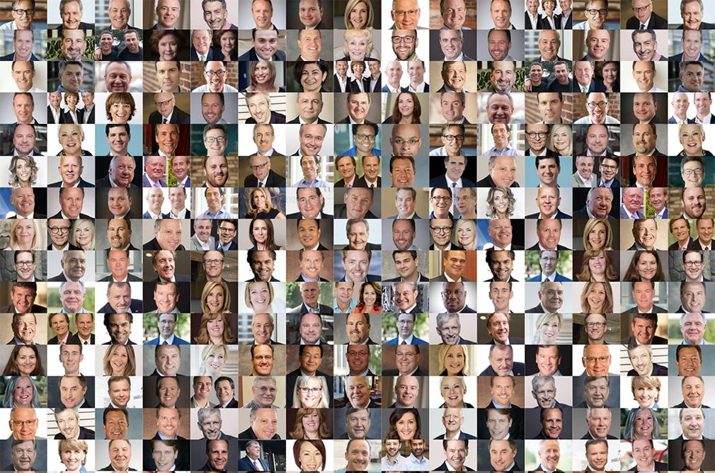 real estate leaders