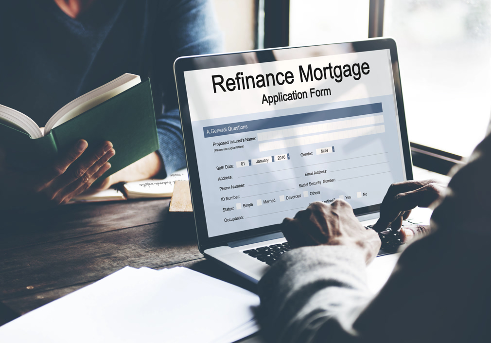 mortgage refis