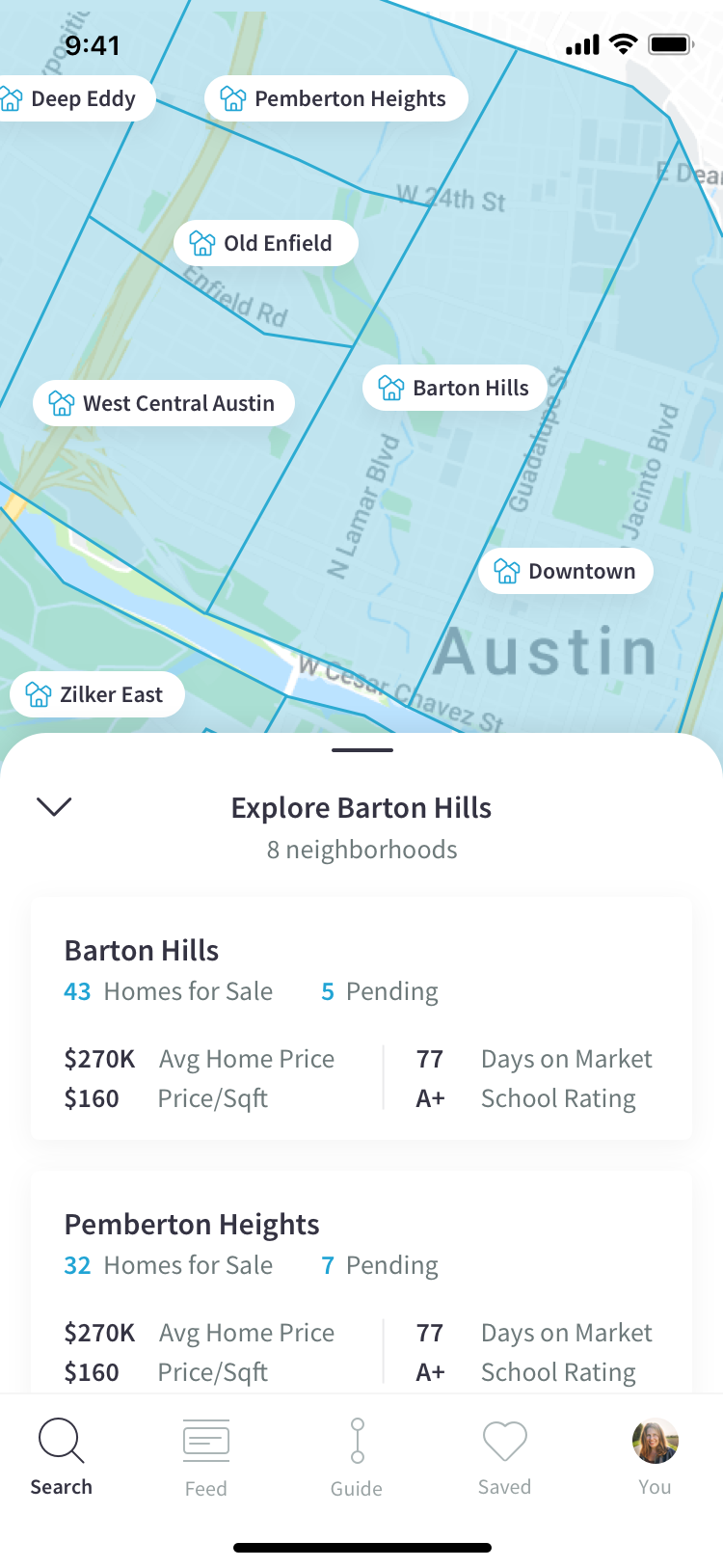 Keller Williams launches new home search app