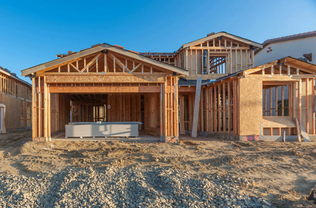 Single-family building permits rise to a 12-year high