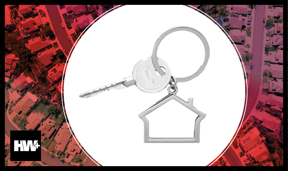 house keys closing