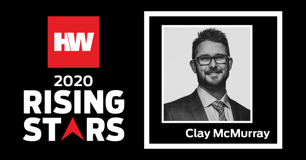 Clay McMurray