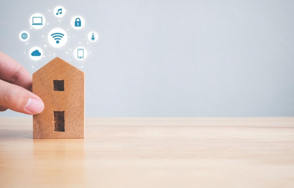 Tech digital home