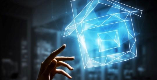 fintech, virtual home, digital mortgage