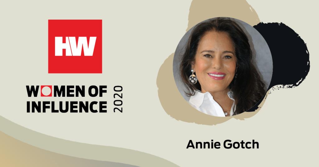 Annie Gotch