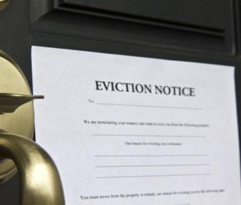 eviction crisis