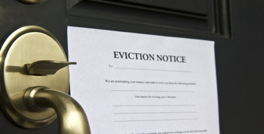 eviction crisis