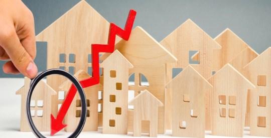 rent falling