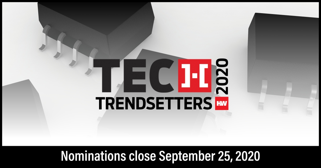 2020 Tech Trendsetters | Nominations close September 25, 2020