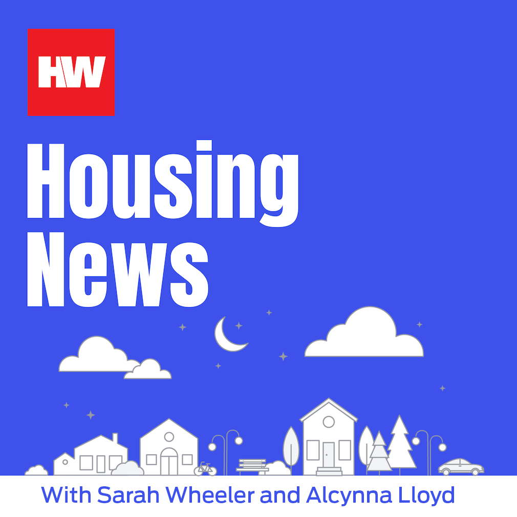 Housing News Podcast, header image