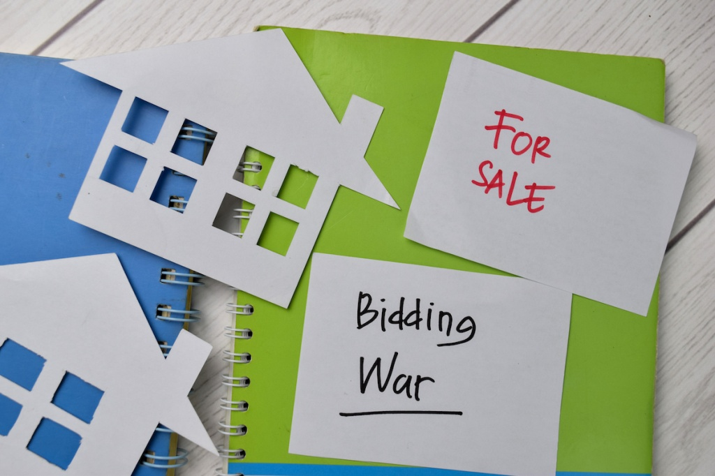 bidding war