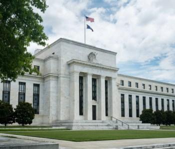 Federal Reserve building HQ Washington DC