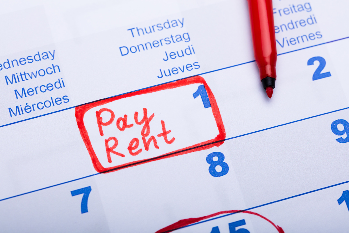 5 million missed rent or mortgage payments in December