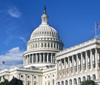 US Capital Building.