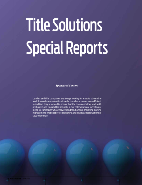 Title-Solutions-Special-Report