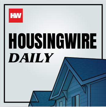 HousingWire Daily HWD square
