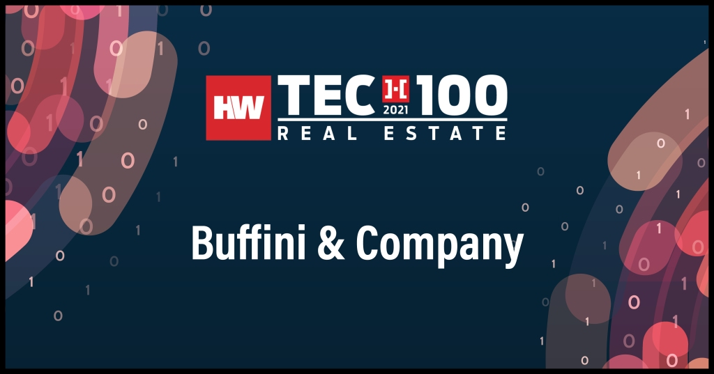 Buffini & Company-2021 Tech100 winners -Real Estate