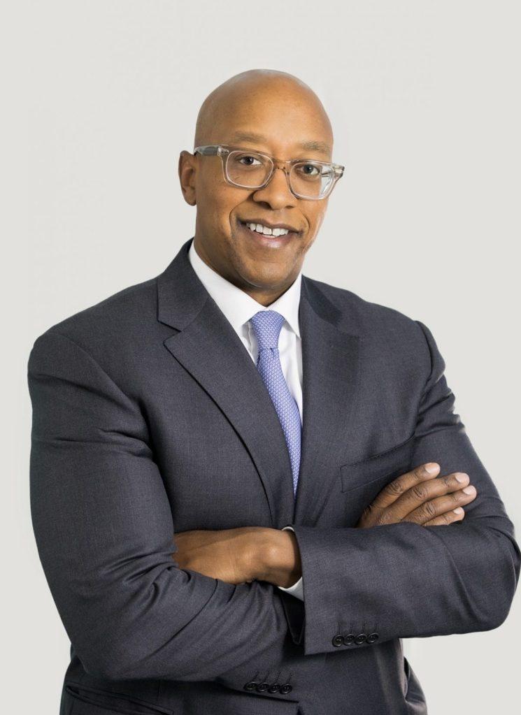 Desmond P. Smith Headshot