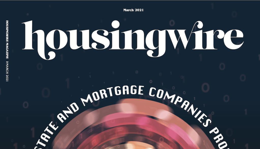 March Cover - magazine