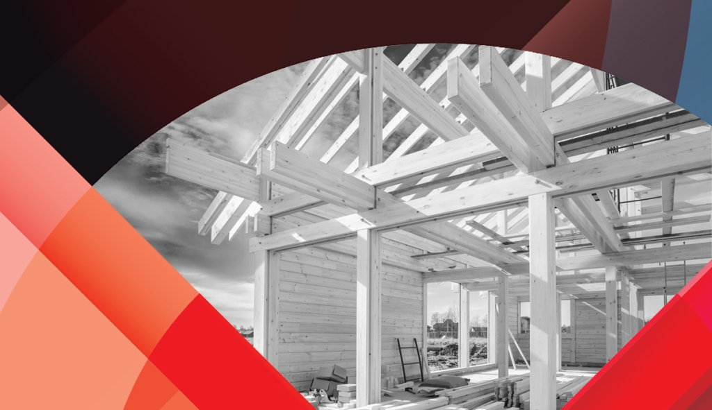 HW+ house construction lumber