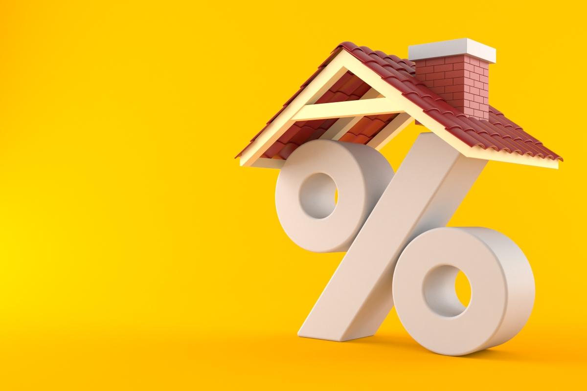 <p>Mortgage rates Slide down to 2.96Percent thumbnail