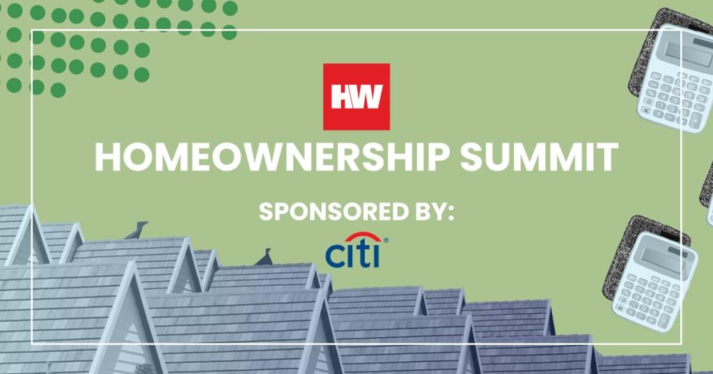 2021 - Citi Homeownership Summit - 1200x630 with logo