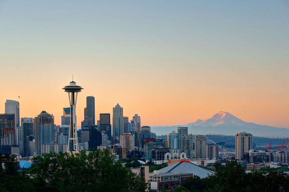 Home demand soars in the Pacific Northwest
