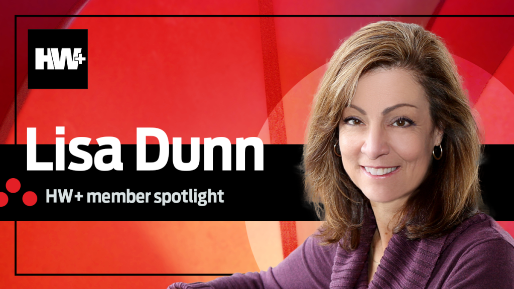 HW+ member spotlight Lisa Dunn