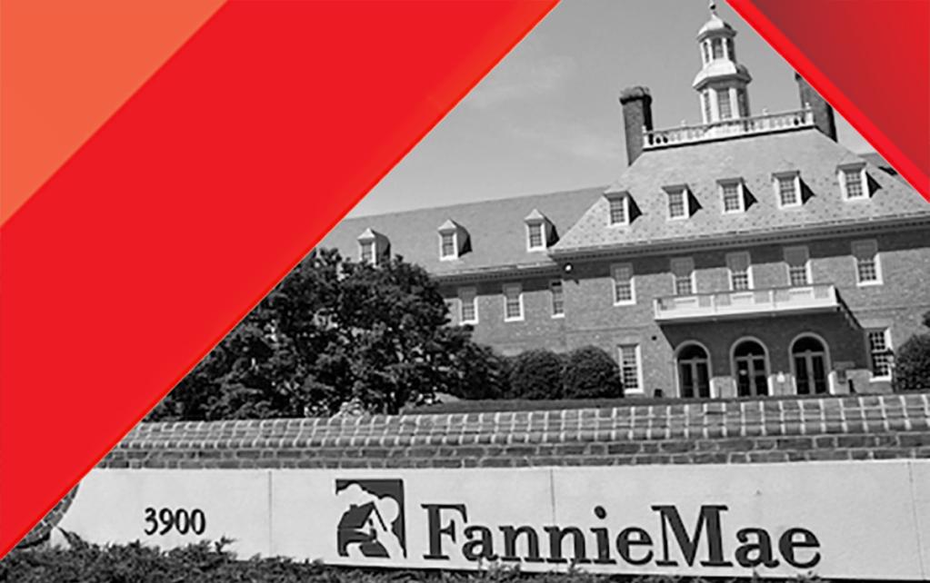 HW+ Fannie Mae building
