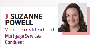 Suzanne Powell, vice president of mortgage services, Conduent