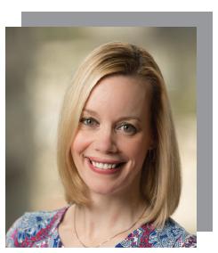 Jennifer Rand, vice president of marketing, Amrock