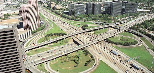 Dallas Roads