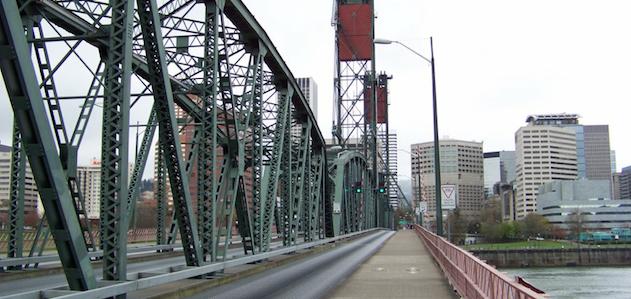 Portland city