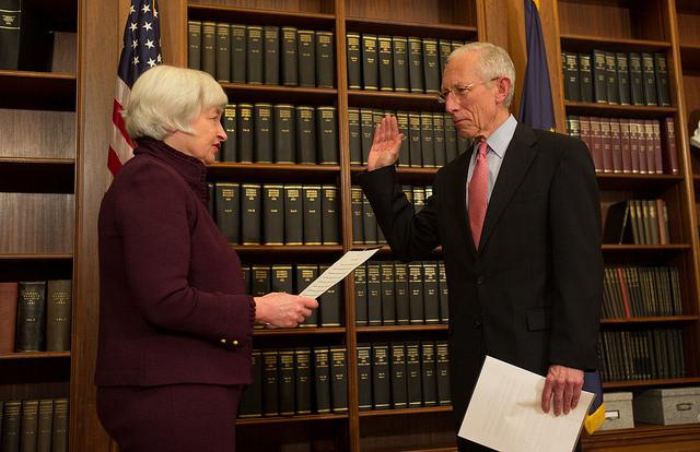 Fischer Fed Governor