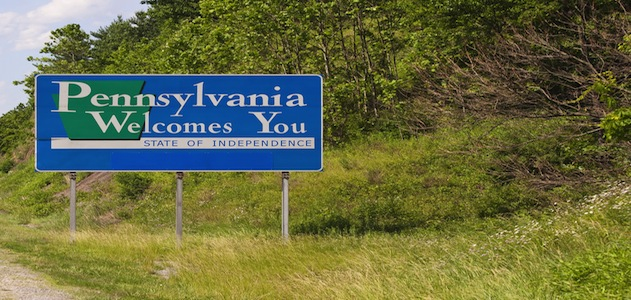 state of pennsylvania